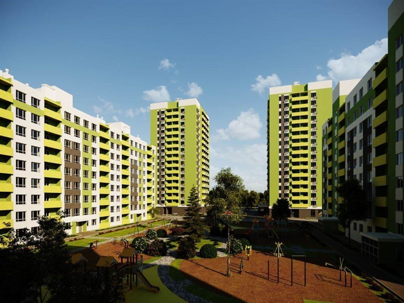 Продаётся 2-комнатная квартира в новостройке 59.2 кв.м. этаж 9/16 за 2 651 085 руб
