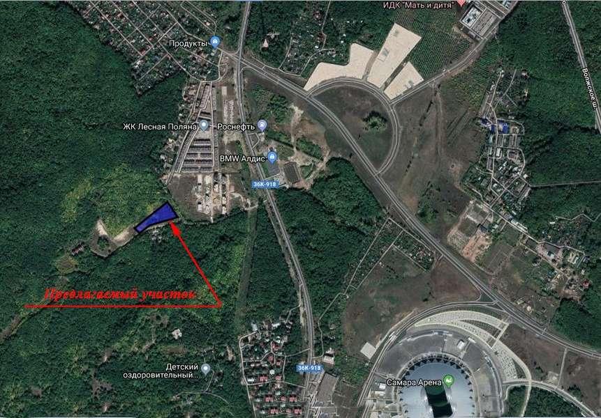 Продаётся  участок 124.8 сот. за 93 600 000 руб