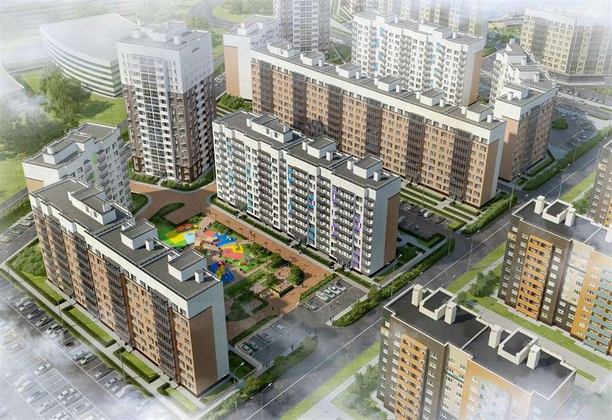 Продаётся 1-комнатная квартира в новостройке 36.1 кв.м. этаж 5/9 за 1 744 179 руб