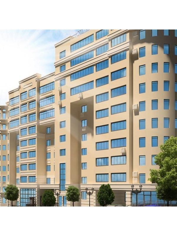 Продаётся 1-комнатная квартира в новостройке 41.3 кв.м. этаж 21/25 за 5 369 000 руб