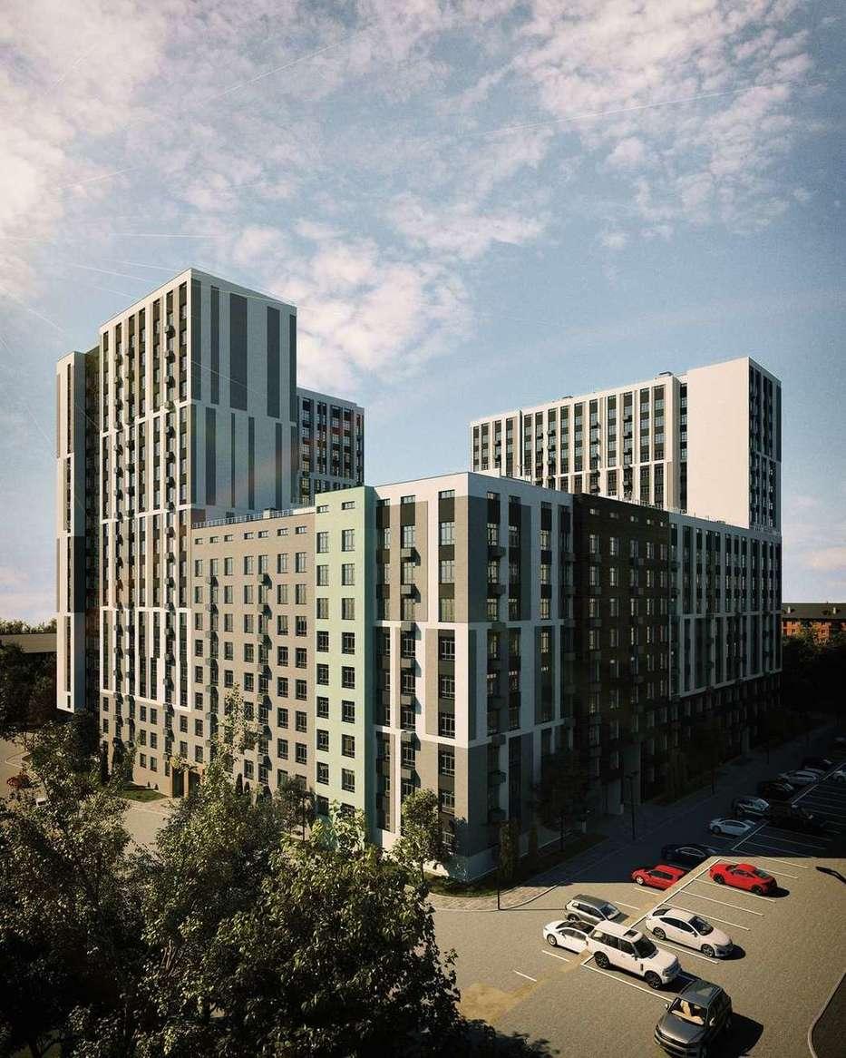 Продаётся 2-комнатная квартира в новостройке 61.8 кв.м. этаж 9/9 за 6 013 162 руб