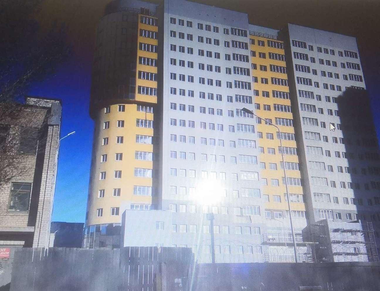 Продаётся 2-комнатная квартира в новостройке 87.6 кв.м. этаж 6/16 за 5 385 300 руб
