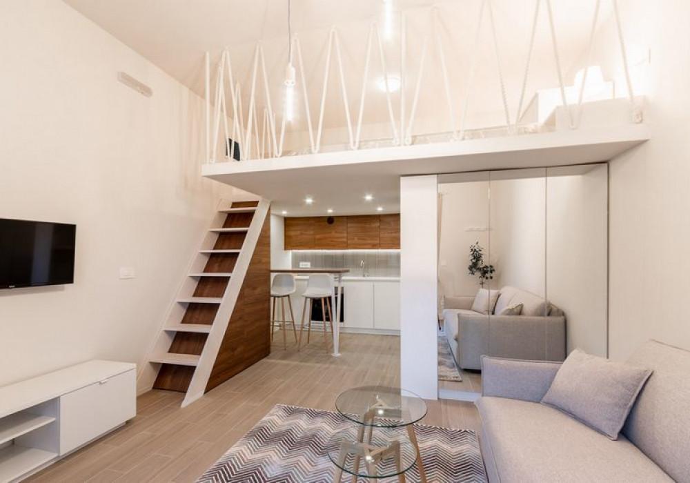 Продаётся  квартира 21.0 кв.м.  за 57 000 EUR