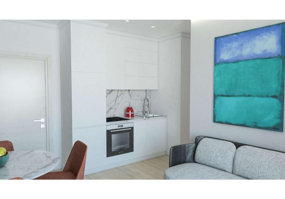 Продаётся  квартира 31.0 кв.м.  за 71 300 EUR