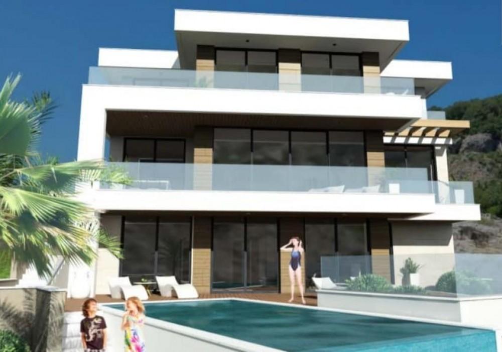 Продаётся  квартира со свободной планировкой 524.0 кв.м.  за 1 900 000 EUR