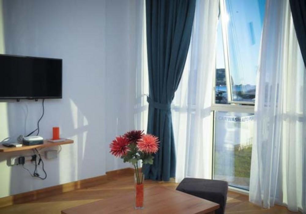 Сдаётся 2-комнатная квартира 72.0 кв.м.  за 80 EUR