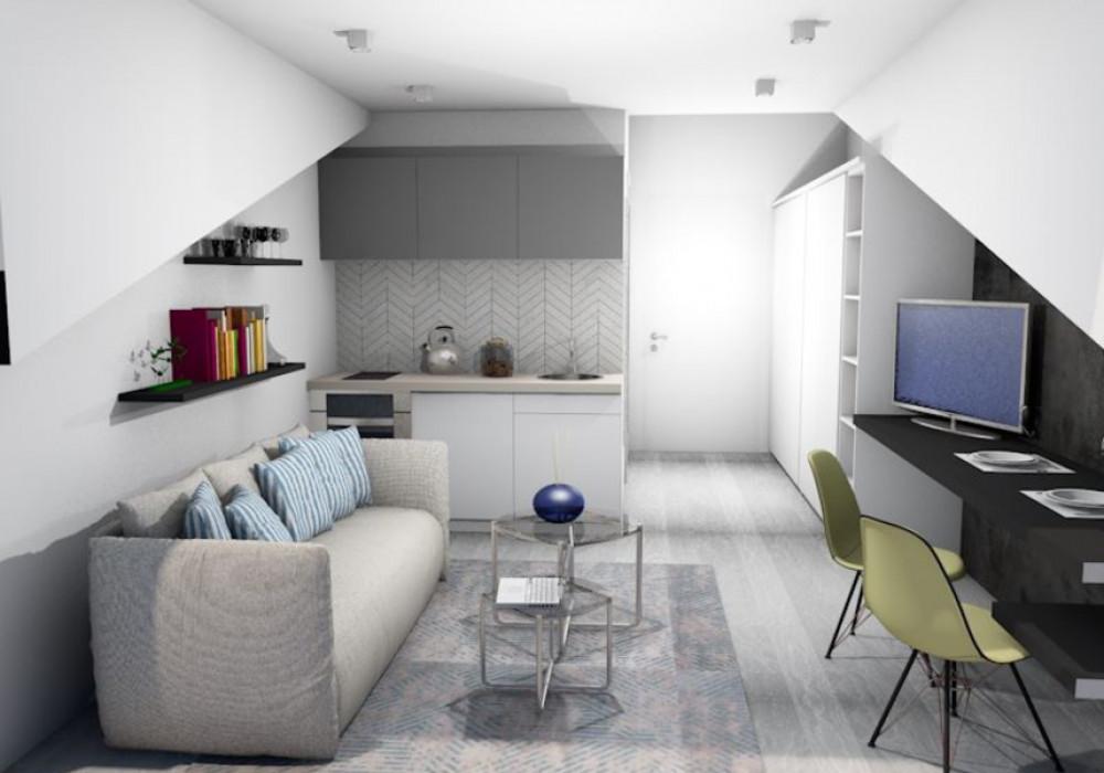 Продаётся  квартира 21.0 кв.м.  за 69 000 EUR