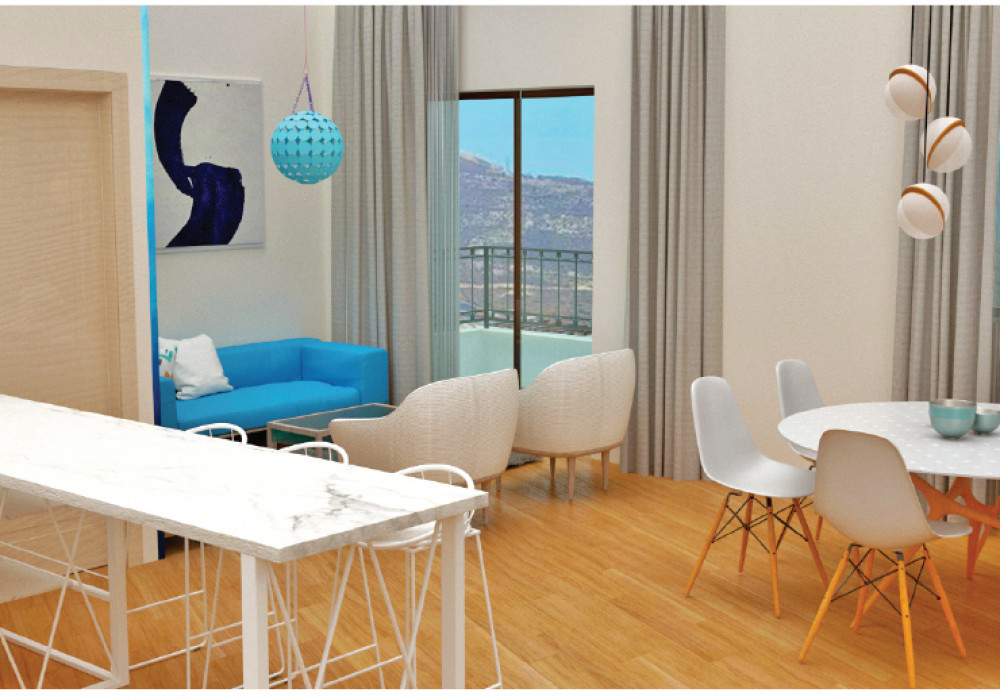 Продаётся  квартира 51.0 кв.м.  за 117 852 EUR