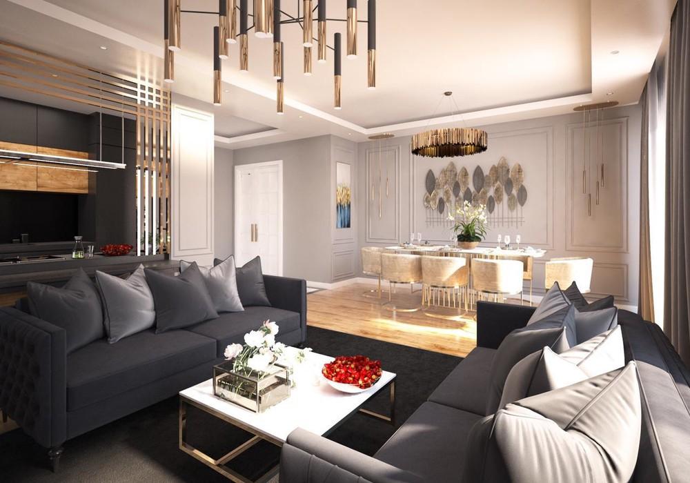 Продаётся  квартира 43.0 кв.м.  за 101 050 EUR