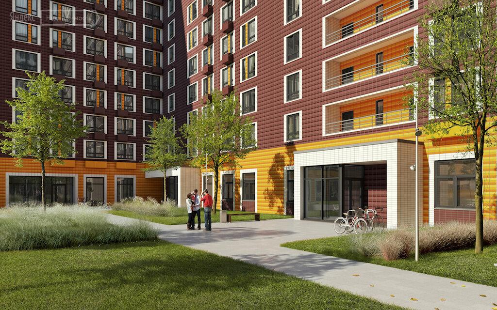 Купить трёхкомнатную квартиру в новостройке Москва, поселение Московский, жилой комплекс Саларьево Парк - World Real Estate Service «PUSH-KA», объявление №1518