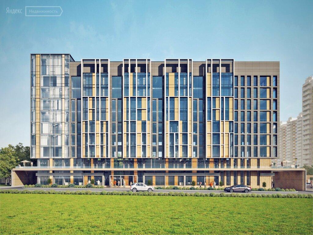Купить двухкомнатную квартиру в новостройке Москва, Левобережная улица, вл6Б - World Real Estate Service «PUSH-KA», объявление №1398