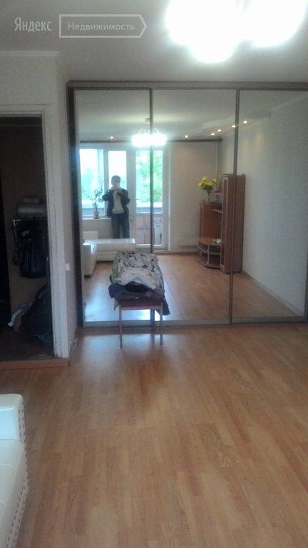 Купить однокомнатную квартиру Москва, Харьковский проезд, 1к3 - World Real Estate Service «PUSH-KA», объявление №840