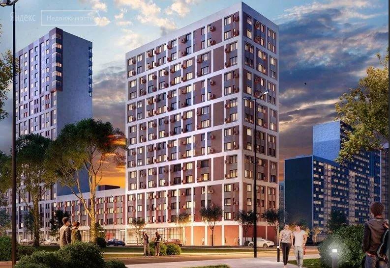 Купить двухкомнатную квартиру в новостройке Москва, Дмитровское шоссе, 107к3 - World Real Estate Service «PUSH-KA», объявление №1386