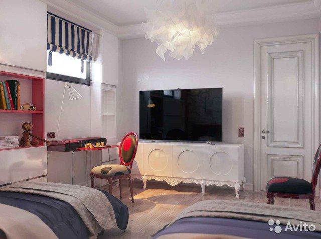 Продаётся 4-комнатная квартира в новостройке 260.0 кв.м. этаж 1/3 за 33 000 000 руб