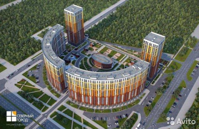 Продаётся  квартира в новостройке 26.2 кв.м.  за 3 600 000 руб