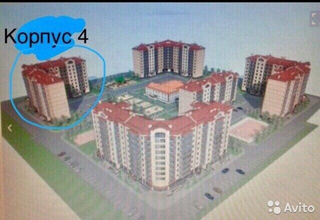 Продаётся 2-комнатная квартира в новостройке 63.7 кв.м. этаж 7/9 за 2 300 000 руб