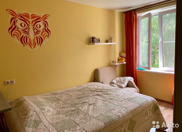 Продаётся 2-комнатная квартира 44.6 кв.м. этаж 4/5 за 9 500 000 руб