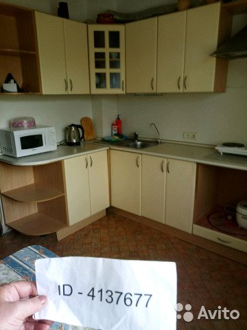 Сдаётся 1-комнатная квартира 45.0 кв.м. этаж 4/7 за 1 400 руб