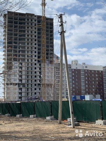 Продаётся  квартира в новостройке 33.7 кв.м.  за 2 500 000 руб