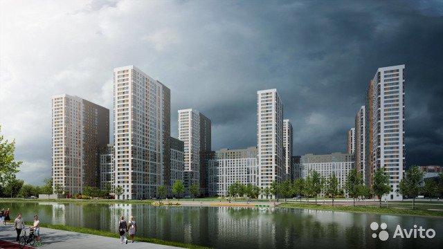 Продаётся 2-комнатная квартира в новостройке 65.0 кв.м. этаж 17/17 за 7 900 000 руб