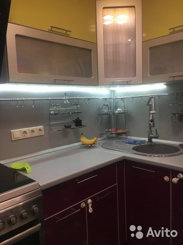 Сдаётся 1-комнатная квартира 36.0 кв.м. этаж 4/5 за 35 000 руб