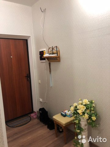 Продаётся 1-комнатная квартира в новостройке 40.5 кв.м. этаж 1/7 за 5 000 000 руб