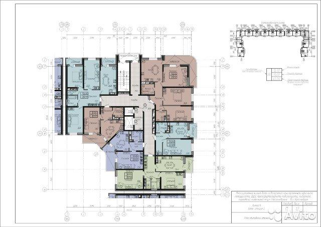 Купить двухкомнатную квартиру в новостройке микрорайон 9-й километр, Краснодар, район Прикубанский, Стахановская улица - World Real Estate Service «PUSH-KA», объявление №4585
