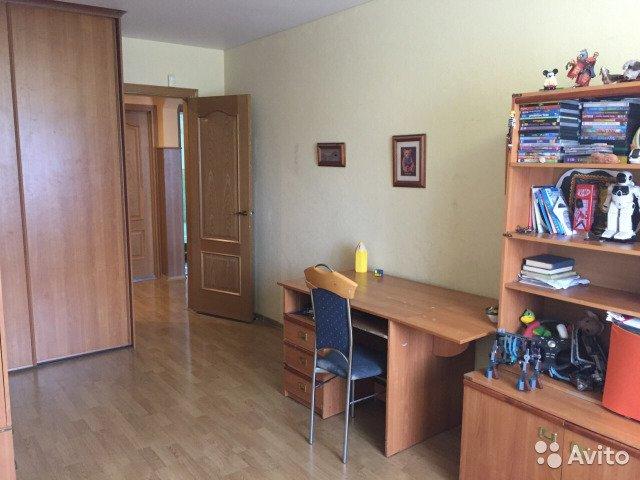 Продаётся 4-комнатная квартира 106.0 кв.м. этаж 5/10 за 4 500 000 руб