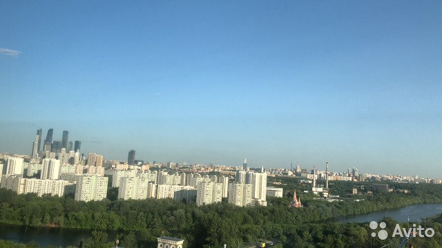 Продаётся 1-комнатная квартира в новостройке 44.0 кв.м. этаж 20/25 за 17 500 000 руб
