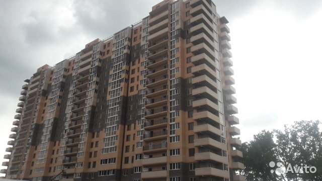 Продаётся 1-комнатная квартира в новостройке 35.0 кв.м. этаж 16/18 за 1 750 000 руб