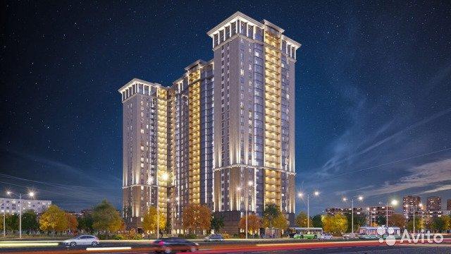 Продаётся  квартира в новостройке 30.2 кв.м.  за 3 850 000 руб