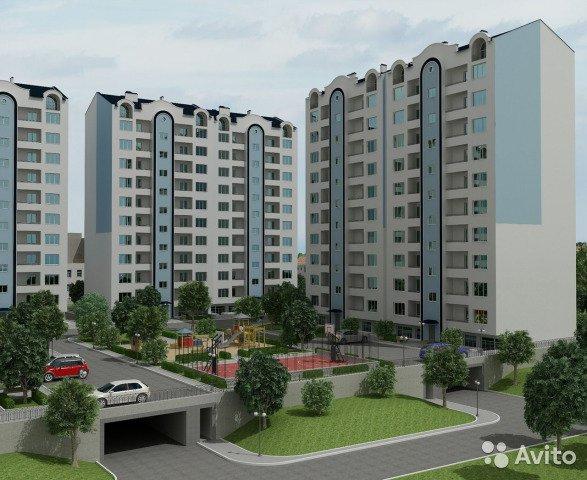 Продаётся 2-комнатная квартира в новостройке 56.0 кв.м. этаж 1/10 за 4 200 000 руб