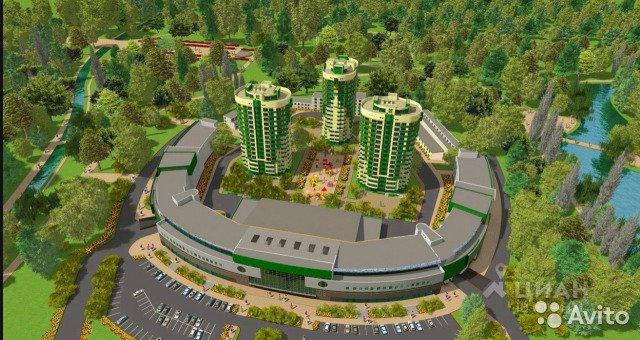 Продаётся 1-комнатная квартира в новостройке 50.0 кв.м. этаж 4/16 за 4 400 000 руб