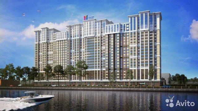 Продаётся 1-комнатная квартира в новостройке 32.0 кв.м. этаж 6/23 за 3 850 000 руб
