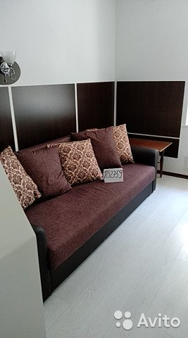 Сдаётся 2-комнатная квартира 46.0 кв.м. этаж 2/2 за 2 200 руб