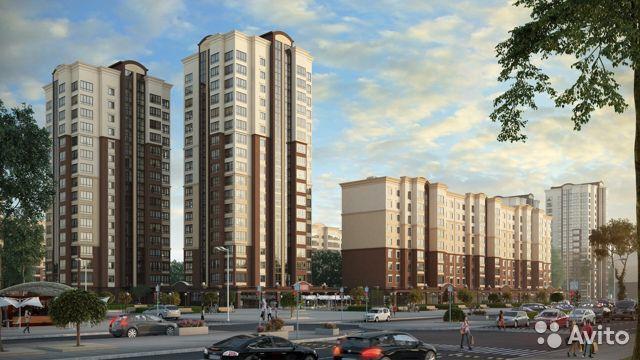 Продаётся 1-комнатная квартира в новостройке 38.0 кв.м. этаж 15/18 за 2 670 000 руб