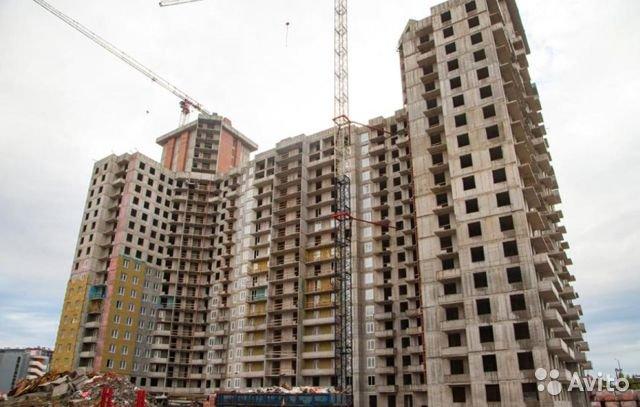 Продаётся 1-комнатная квартира в новостройке 39.0 кв.м. этаж 10/18 за 4 100 000 руб