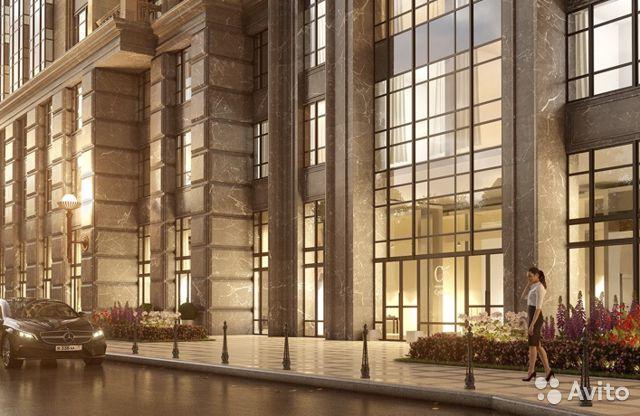 Продаётся 2-комнатная квартира в новостройке 89.0 кв.м. этаж 5/24 за 38 000 000 руб