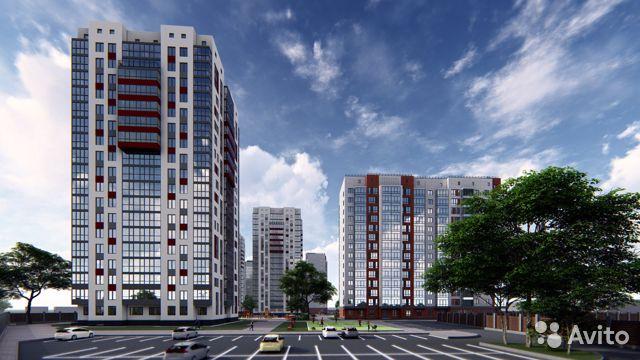 Продаётся 1-комнатная квартира в новостройке 38.9 кв.м. этаж 5/16 за 1 700 000 руб