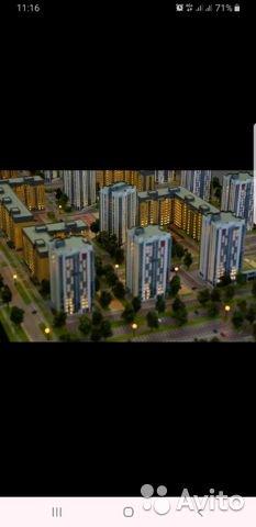 Продаётся  квартира в новостройке 36.0 кв.м.  за 2 120 000 руб