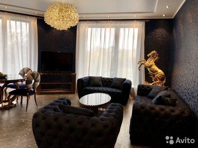 Продаётся 2-комнатная квартира в новостройке 99.0 кв.м. этаж 3/6 за 25 000 000 руб
