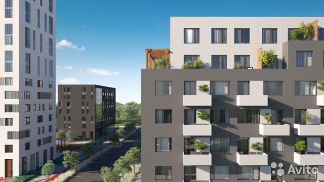 Продаётся 1-комнатная квартира в новостройке 36.0 кв.м. этаж 15/16 за 2 400 000 руб
