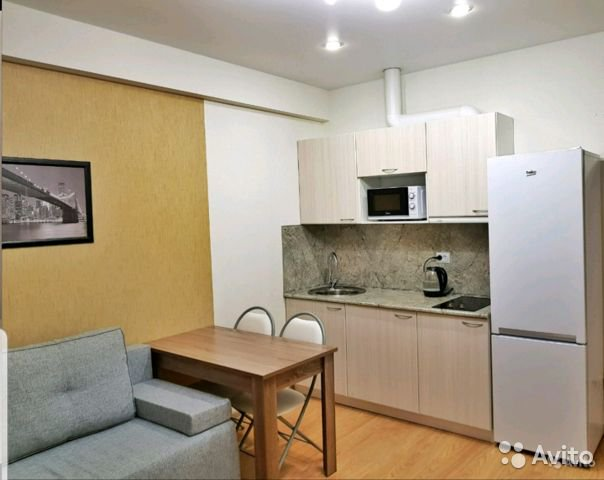 Продаётся  квартира в новостройке 28.0 кв.м.  за 5 600 000 руб