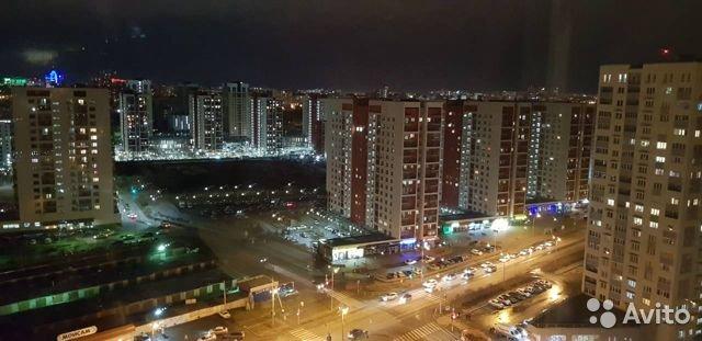 Сдаётся 1-комнатная квартира 48.0 кв.м. этаж 18/24 за 20 000 руб