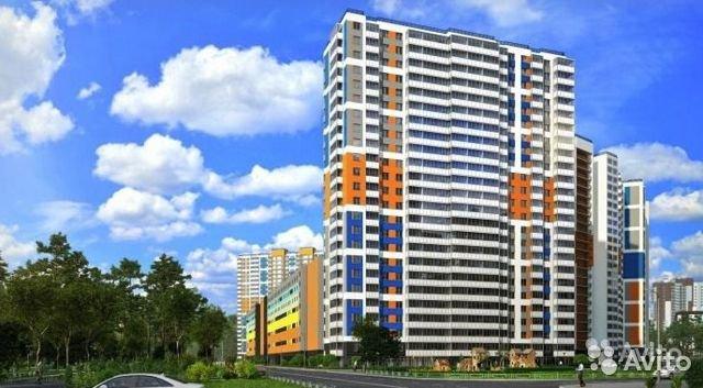 Продаётся  квартира в новостройке 21.5 кв.м.  за 2 700 000 руб