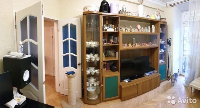 Продаётся 2-комнатная квартира 49.0 кв.м. этаж 2/4 за 13 650 000 руб