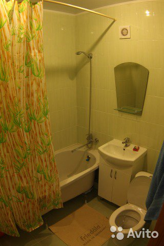 Сдаётся 1-комнатная квартира 52.0 кв.м. этаж 6/8 за 1 500 руб