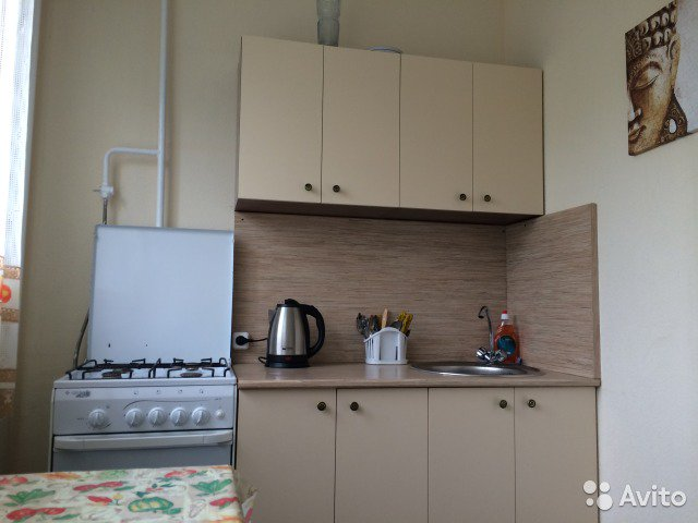 Сдаётся 1-комнатная квартира 31.0 кв.м. этаж 6/9 за 1 500 руб