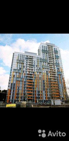 Продаётся 2-комнатная квартира в новостройке 43.0 кв.м. этаж 17/25 за 3 460 000 руб