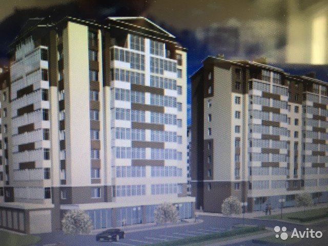 Продаётся 2-комнатная квартира в новостройке 54.0 кв.м. этаж 2/10 за 2 600 000 руб